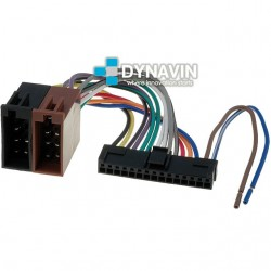 CONECTOR ISO PIONEER - 15pin ( 54 x 9mm )