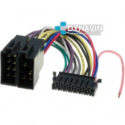 CONECTOR ISO SONY - 18pin ( 36 x 9mm )