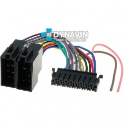 CONECTOR ISO SONY - 15pin ( 41 x 9mm )