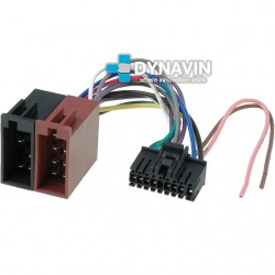 CONECTOR ISO SONY - 18pin ( 28 x 10mm )