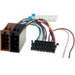 CONECTOR ISO SONY - 15pin ( 36 x 9mm )