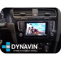 """NUEVO INTERFACE DYNAVIN N6 VAG GROUP PARA 5,8"""" Y 6,5"""" COMPOSITION MEDIA - VOLKSWAGEN, SEAT Y SKODA"""