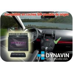 LAND ROVER FREELANDER 2 - 2DIN GPS HD USB SD BLUETOOTH...
