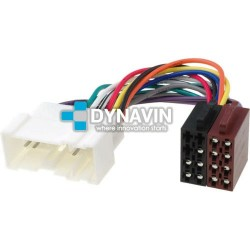 NISSAN (+2000) - CONECTOR ISO UNIVERSAL