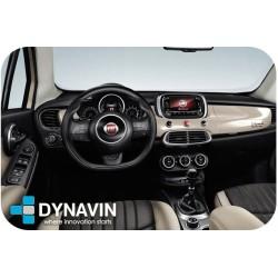 FIAT 500X - SOPORTE DE MONTAJE 2DIN