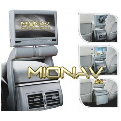 "MONITOR CENTRAL 8,5"" CD, DVD, USB, SD"