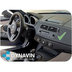 BMW Z4 (E85, E86) - MARCO ADAPTADOR 1DIN