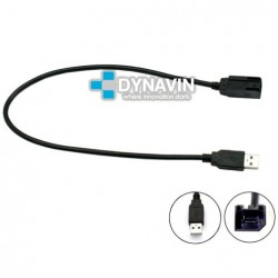 CONECTOR USB - INTERFACE PARA CITROEN, FIAT, PEUGEOT, JEEP