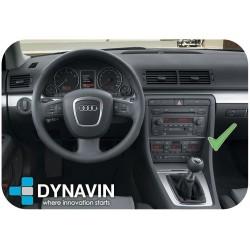 AUDI A4 B6, B7 (2000-2008) y SEAT EXEO (2009-2013) - SOPORTE 2DIN PREMIUM