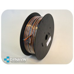 400m (100m/color) CABLE FLEXIBLE 0,75mm² EN BOBINA INDIVIDUAL PARA INSTALACIONES DE CAR AUDIO