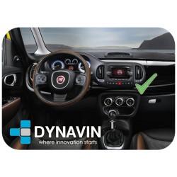 FIAT 500L (+2012) - DYNAVIN N6