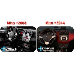 ALFA ROMEO MITO +2014 LOW (TYP 955) - DYNAVIN N6