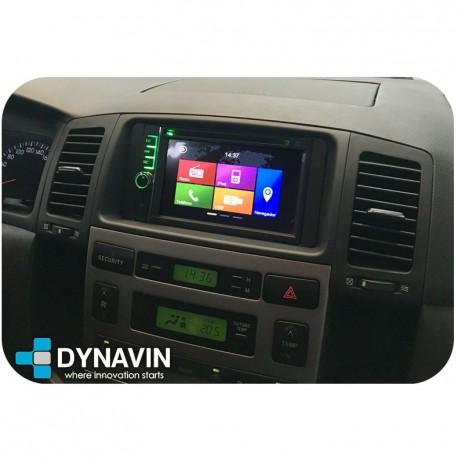 Kenwood DAB USB Bluetooth volante autoradio para Toyota Avensis tipo t25 a partir de 2003