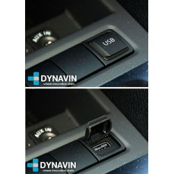 CONECTOR USB ORIGINAL - INTERFACE PARA GRUPO VAG