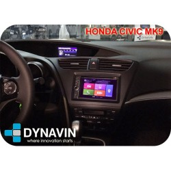 HONDA CIVIC MK9 EUROPEO (+2011) - DYNAVIN N6
