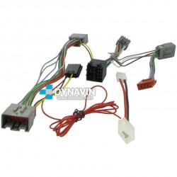 VOLVO LOW PERFORMANCE SOUND CON ALIMENTACION - CONECTOR MANOS LIBRES BLUETOOTH