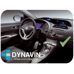 HONDA CIVIC MK8 EUROPEO (2006-2011) - DYNAVIN N6