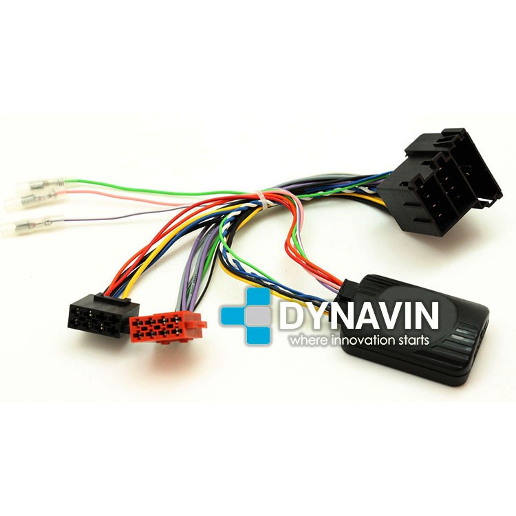 17 pin Volante Interface Kenwood Radio Adaptador Cable para Ford