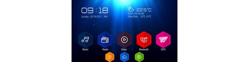 Radios Android NVX-62