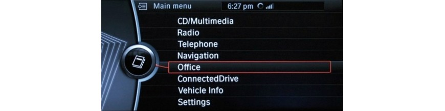 BMW X5 CIC