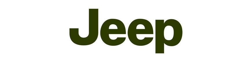 AutoRadios para Jeep ✅ Multimedia Coches Jeep en España DYNAVIN