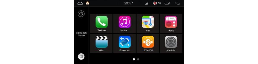 Radios Android NVX-19