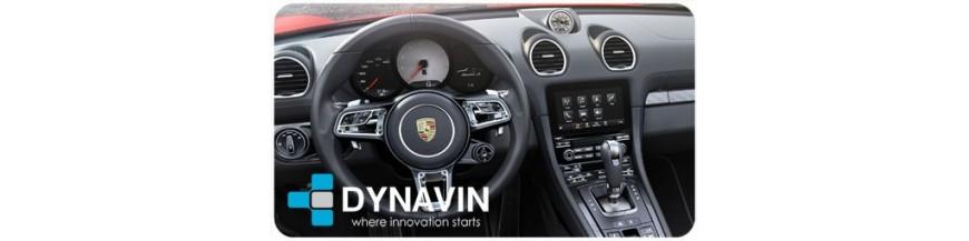 Accesorios Multimedia para Porsche Type 718  Porsche GT4