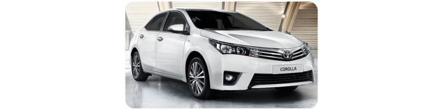 【 Toyota Corolla Accesorios Multimedia | Pantallas Radio 】DYNAVIN
