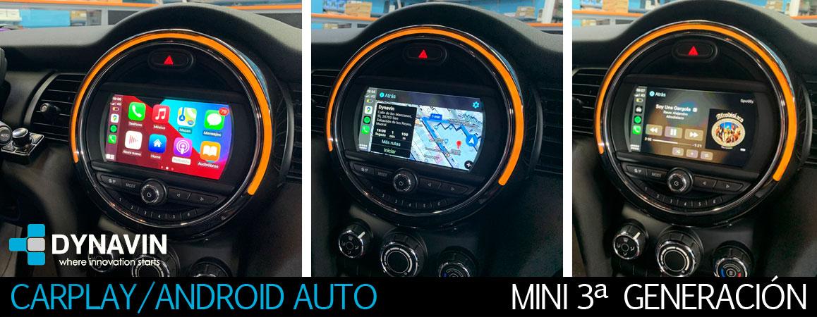 CarPlay para Mini 3ra generación