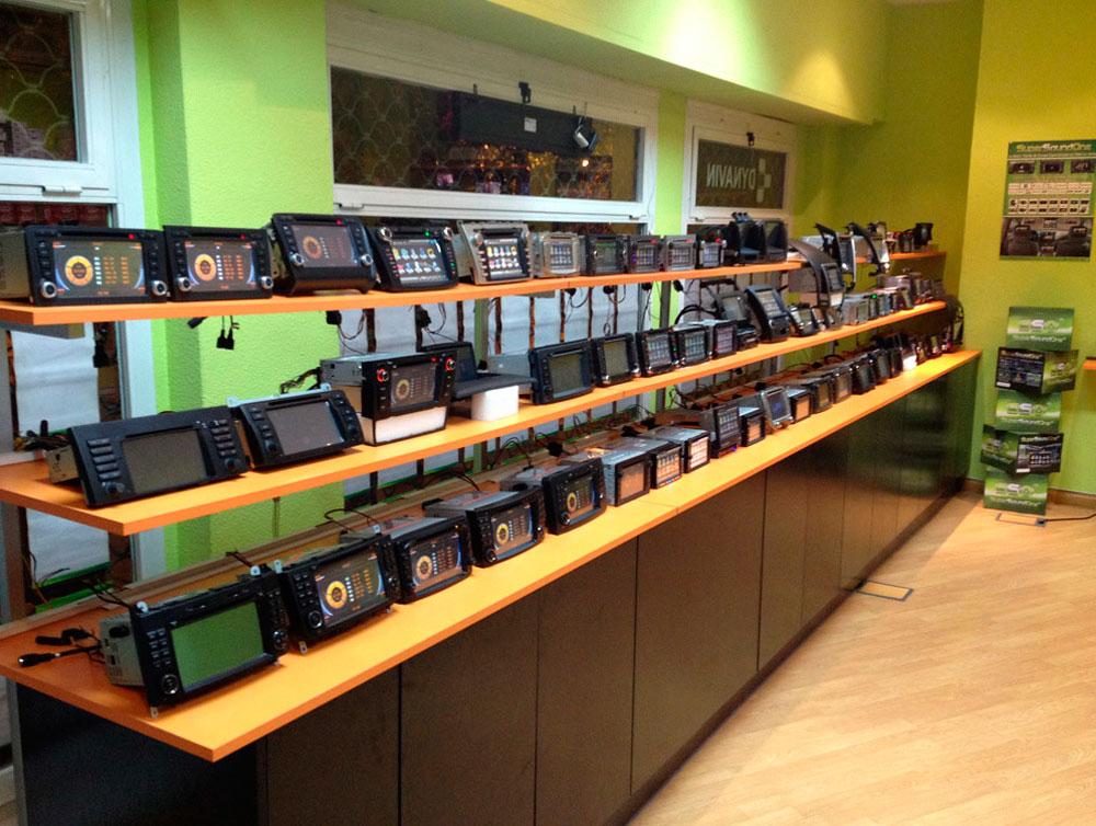 Tienda Supersound 2013