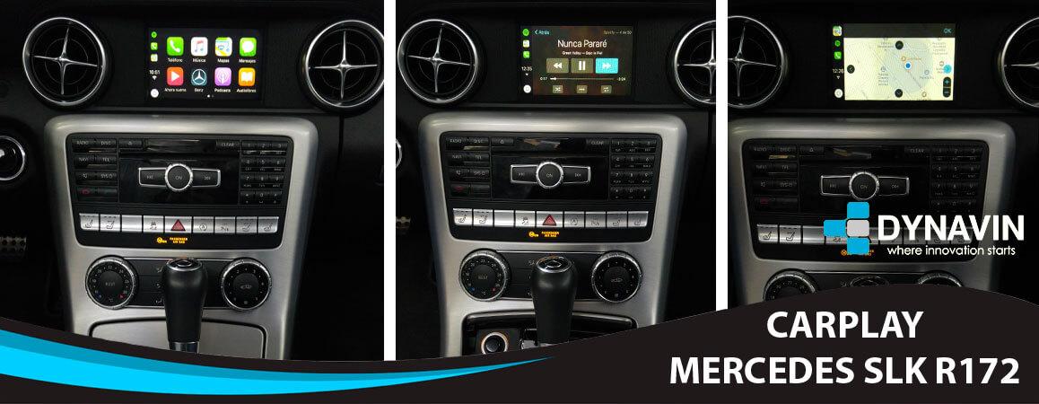 Banner Mercedes SLK R172