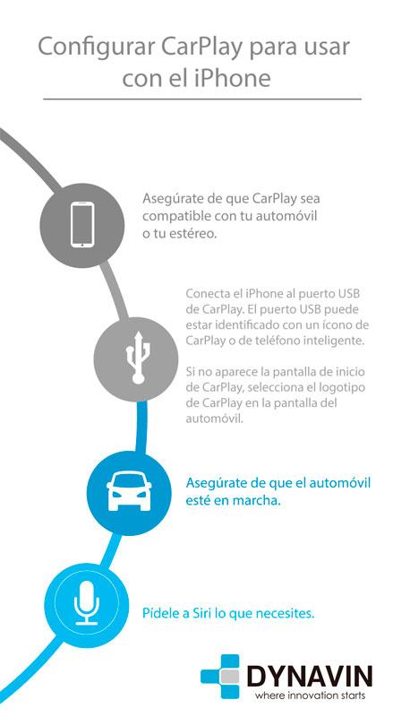 Configurar CarPlay